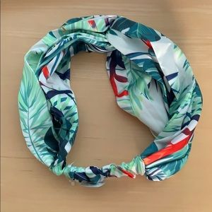 NWT Anthropologie Knotted Headband